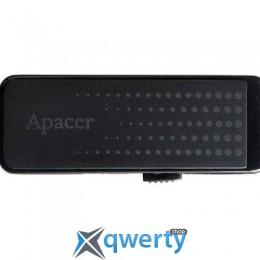 Apacer 32GB AH323 Black RP USB2.0 (AP32GAH323B-1)