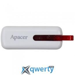 Apacer 32GB AH326 White RP USB2.0 (AP32GAH326W-1)