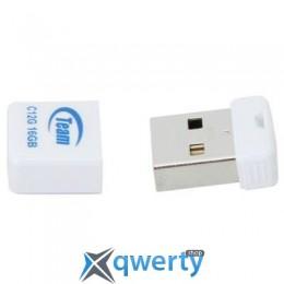 Team 16GB C12G White USB 2.0 (TC12G16GW01)