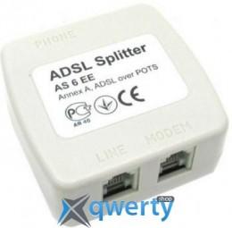 Сплиттер ZyXel AS 6 (AS 6 EE)