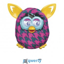 Furby Boom 06 (Purple Houndstooth)