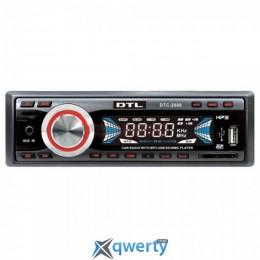 DTL DTC-2800 красный