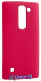 NILLKIN LG Spirit - Super Frosted Shield (Red)