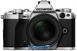 OLYMPUS E-M5 MARK II 12-50 KIT SILVER/SILVER Официальная гарантия!