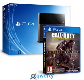 Sony Playstation 4 + Call of Duty: Аdvanced Warfare