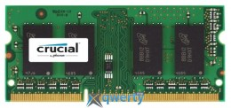 Crucial SODIMM DDR3-1066 4096MB C3-8500 (CT4G3S1067M)