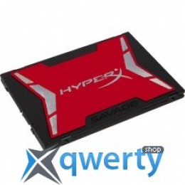 KINGSTON HYPERX SAVAGE 240GB 2.5 (SHSS37A/240G)