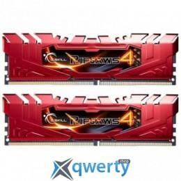 G.Skill 8 GB (2x4GB) DDR4 2400 MHz (F4-2400C15D-8GRR)
