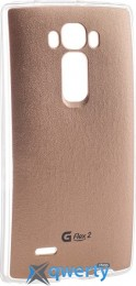 VOIA LG Optimus G Flex 2 - Jell Skin (Gold)