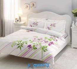 Двуспальное TAC Bellita Lilac Ранфорс (27556)