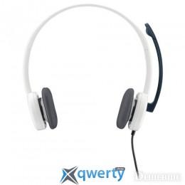 Logitech Headset H150 (981-000350) Cloud White
