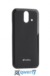 MELKCO HTC One E8 Poly Jacket TPU Black