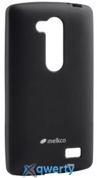 MELKCO LG L70+ Fino/D295 Poly Jacket TPU Black