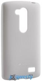 MELKCO LG L70+ Fino/D295 Poly Jacket TPU Gray