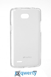 MELKCO LG L80 Dual/D380 Poly Jacket TPU Transparent