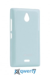 MELKCO Nokia X2 Poly Jacket TPU Blue