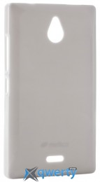MELKCO Nokia X2 Poly Jacket TPU Grey