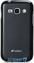 MELKCO Samsung S7270/7272 Poly Jacket TPU Black