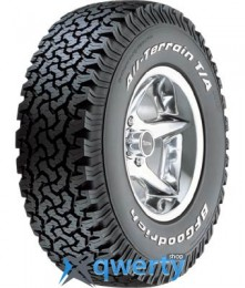 BF GOODRICH ALL TERRAIN 285/70 R17 118 R