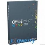 Microsoft Office для Mac для дома и бизнеса 2011 Russian DVD BOX (W6F-00211)