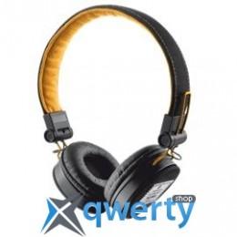 Trust Urban Revolt Fyber headphone BLACK/ORANGE