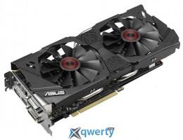 Asus PCI-Ex GeForce GTX 970 Strix 4GB GDDR5 (2х DVI, HDMI, DisplayPort) (STRIX-GTX970-DC2-4GD5)
