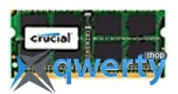 CRUCIAL SO-DIMM DDR3 1600MHz 4GB (CT4G3S160BMCEU)
