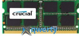 Crucial 4 GB SO-DIMM DDR3 1333 MHz (CT4G3S1339MCEU)