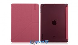 Flip cover case for iPad Air 2, pink (FCAPIPAD6P) Momax