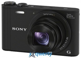 Sony Cyber-shot WX350 Black