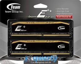 Team Elite Plus DDR4 16Gb (8Gb x 2) 2400MHz (TPD416G2400HC16DC01)