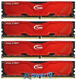 Team Xtreem DDR4 32Gb (8Gb x 4) 2666MHz(TLRED432G2666HC15AQC01)