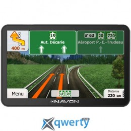 Navon N670 + карты iGOprimo Ukraine