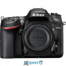 Nikon D7200 Body