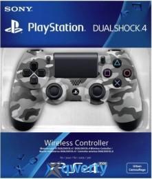 Sony Dualshock 4 для PlayStation 4 (камуфляж)