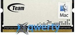 TEAM 2 GB SO-DIMM DDR3 1333 MHz (TMD32G1333HC9-S01)