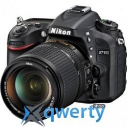 Nikon D7100 18-140mm VR