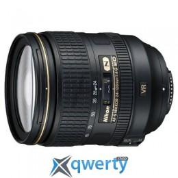Nikon Nikkor AF-S 24-120mm f/4G ED VR (JAA811DA) Официальная гарантия!