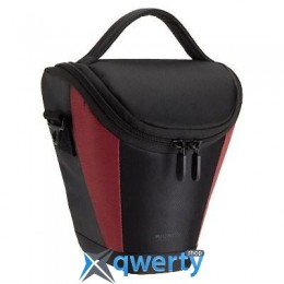 RivaCase SLR Case (7227 Black/Red)