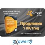 Avast Pro Antivirus 2014 (1 ПК/1 год (Renewal Card))