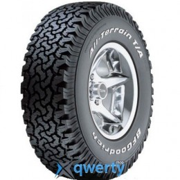 BF GOODRICH ALL TERRAIN T/A 305/65 R17 121 R