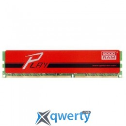 GOODRAM DDR3 8GB 1866 MHz Play RED (GYR1866D364L10/8G)