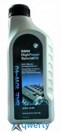BMW 83219407782 HIGH POWER SPECIAL 10W 40 1л