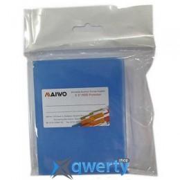 Maiwo 2xHDD HDD 2.5 Blue (KP001A)