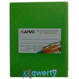 Maiwo 2xHDD HDD 2.5 Green (KP001A)