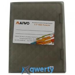 Maiwo 2xHDD HDD 2.5 Grey (KP001A)