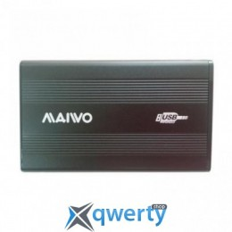 Maiwo для HDD 2.5 SATA USB 2.0 Black (K2501A-U2S)