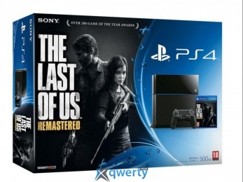 Sony Playstation 4 + The Last Of Us
