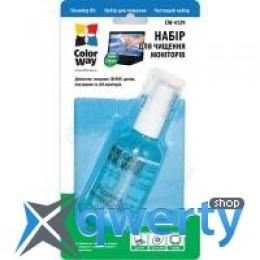 ColorWay набір 2в1 мікрофібра і спрей