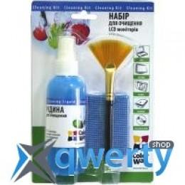 ColorWay набір 3в1 Спрей, пензлик, мікрофіб.